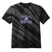 - PC148Y Port & Company® - Youth Essential Tiger Stripe Tie-Dye Tee