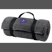 - BP10 Value Fleece Blanket with Strap