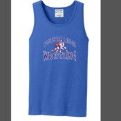 - 5.4oz 100% cotton Tank Top