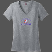 - DM1170L District Made™ - Ladies Perfect Weight® V-Neck Tee