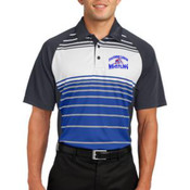 - ST600 Sport-Tek® Dry Zone® Sublimated Stripe Polo