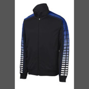 - JST93 Dot Sublimation Tricot Track Jacket
