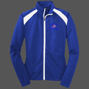 - LST90 Ladies Tricot Track Jacket