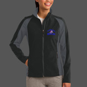 - LST970 Ladies Colorblock Soft Shell Jacket