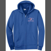 - Ultimate Full Zip Hooded Sweatshirt