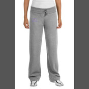 - L257 Ladies Fleece Pant