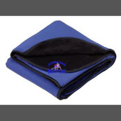 - TB85 Fleece and Nylon Travel Blanket